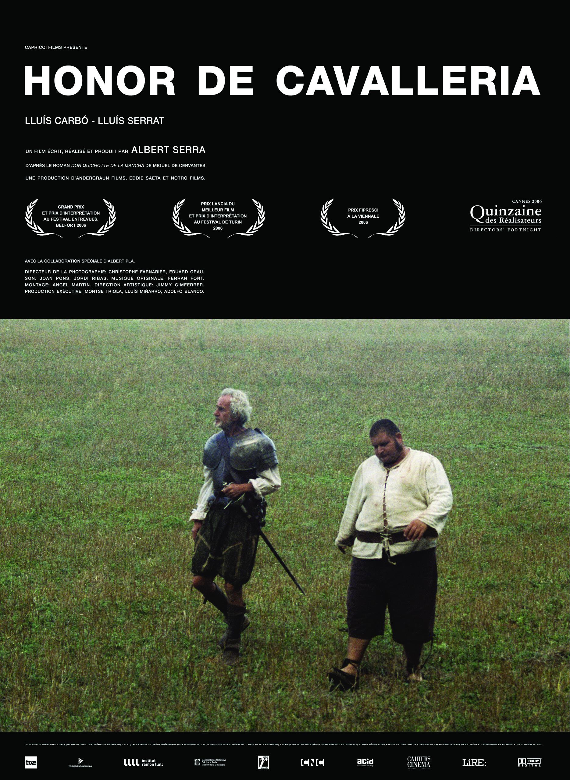 Votre dernier film visionné - Page 16 Honordecavalleria_AFF