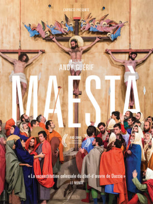Maestà, la Passion du Christ