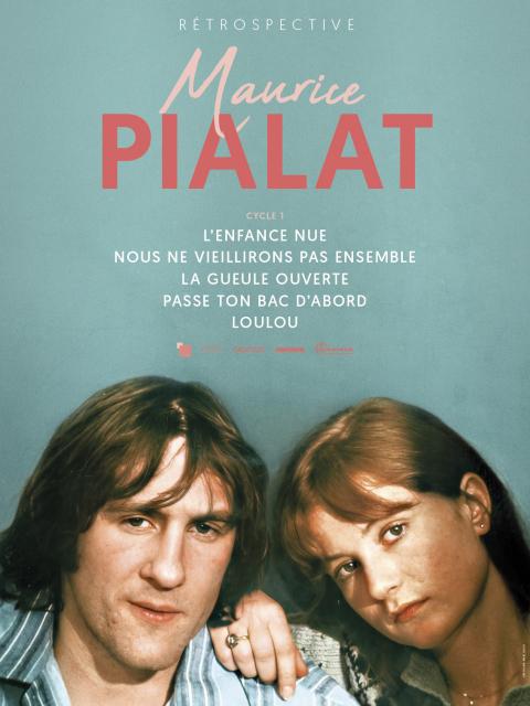 Rétrospective Maurice Pialat